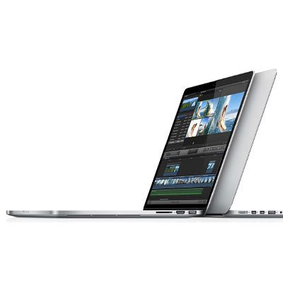 Connectique du MacBook Pro 15 pouces Apple de 2015