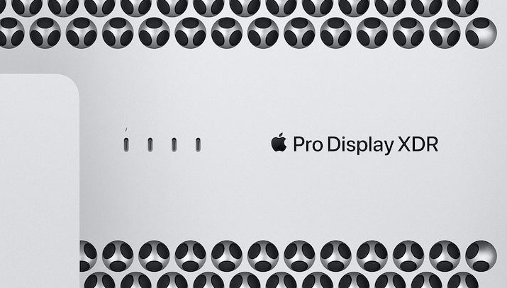 Apple Pro Display XDR Display Connections