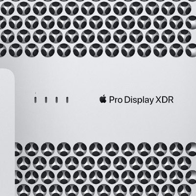 Apple Pro Display XDR Connections