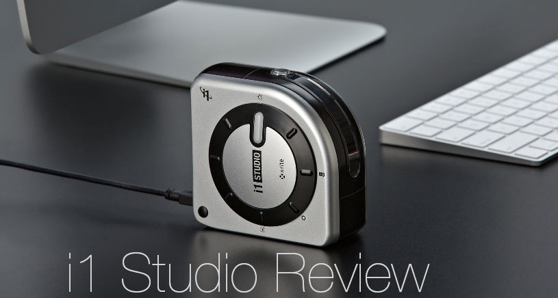 i1Studio d'X-Rite review by Arnaud Frich