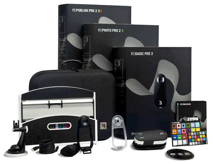 Kit i1Photo Pro 2