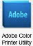 Logo Adobe Printer Utility